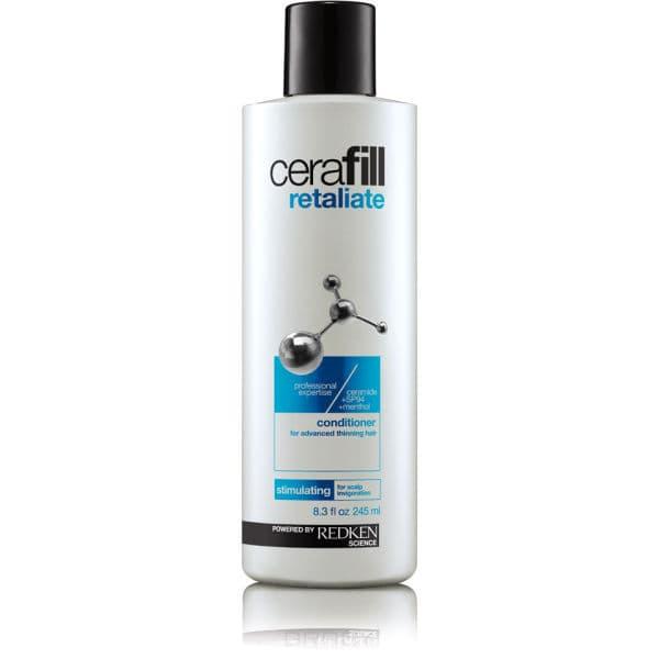 Redken Кондиционер для поддержания плотности сильно истонченных волос Cerafill Retaliate Conditioner, 245 мл redken cerafill retaliate stemoxydine 5% ежедневный несмываемый уход