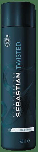 Sebastian Кондиционер для вьющихся волос Twisted Flex Elastic Detangler, 250 мл кондиционер sebastian professional elastic detangle conditioner 250 мл
