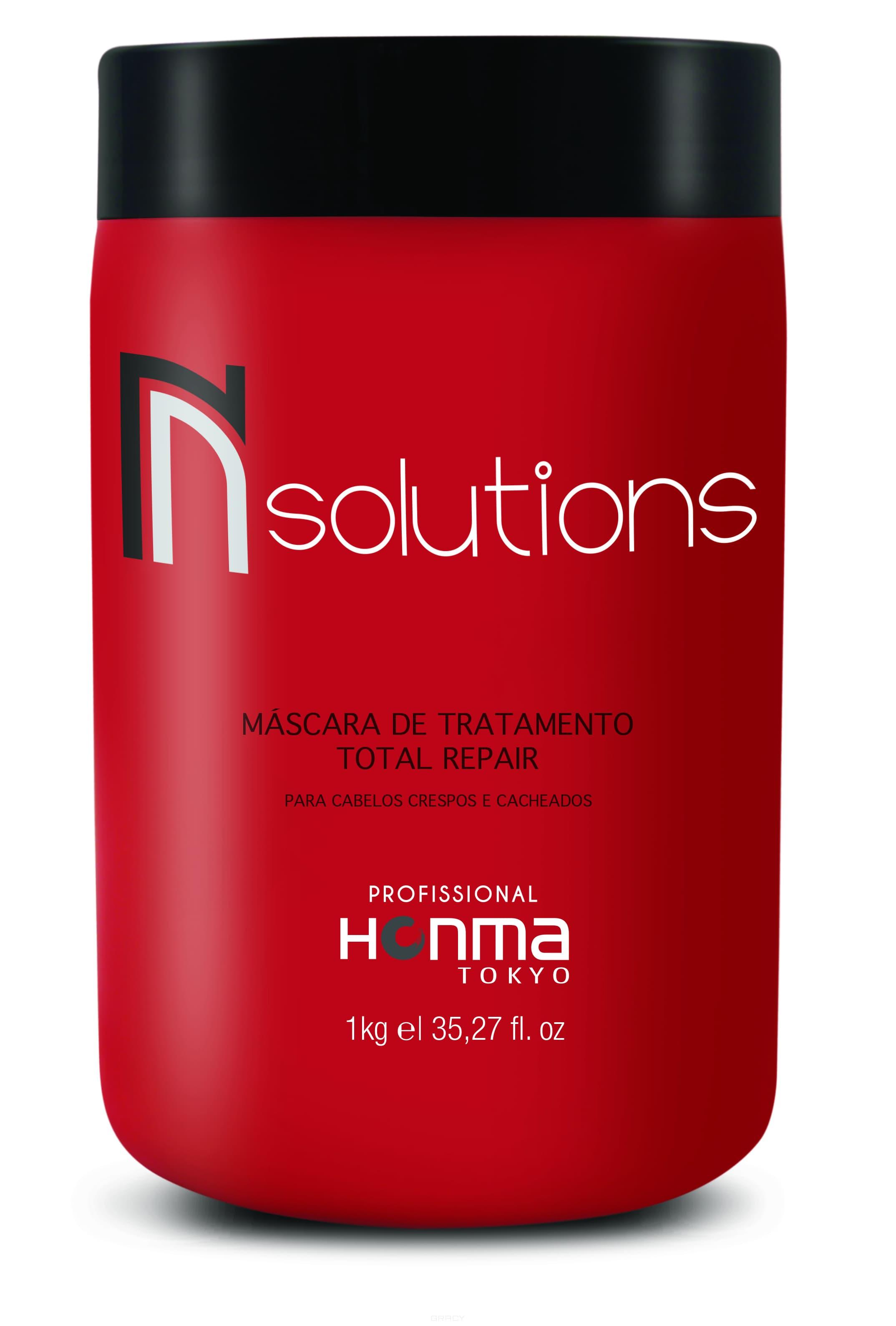 Honma Tokyo Интенсивный увлажняющий бальзам «N-Solutions», 1000 гр., 2. «МАСКА» Линии «N-Solutions», 1000 гр. environment science issues solutions