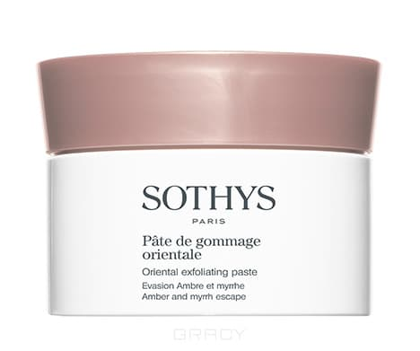 Sothys Скраб-паста для тела с восточным ароматом Oriental Exfoliating Paste, 200 мл