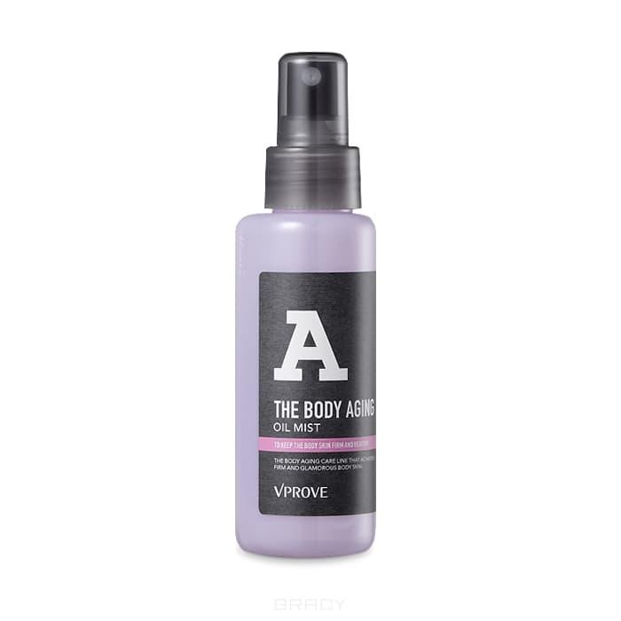 Купить Vprove - Масло-мист для тела Боди Эйджинг , питательное The Body Aging Oil Mist, 95 мл