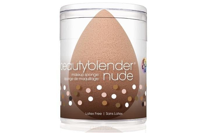 BeautyBlender Спонж для макияжа Nude, бежевый, Спонж для макияжа Nude, бежевый, 1 шт цена 2017