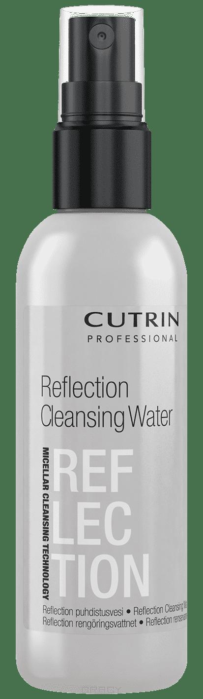 Cutrin - Reflection CLEANSING WATER Cредство для удаления красителя с кожи, 75 мл