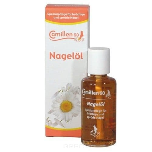 Camillen 60 Масло для ногтей Nagelol, 20 мл camillen 60 бальзам лосьон для стоп fussbalsam lotion 1000 мл