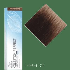 Wella, Стойкая крем-краска Koleston Perfect Innosense, 60 мл 7/0 блонд