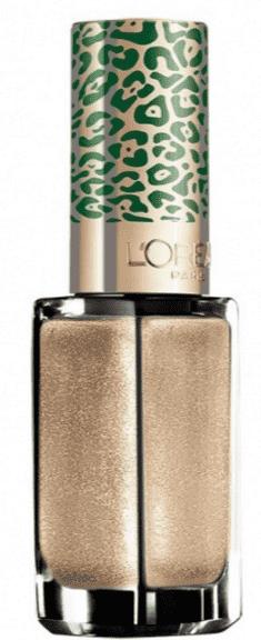 LOreal, Лак для ногтей Color Riche, 5 мл (37 оттенков) 420 Золото джунглей