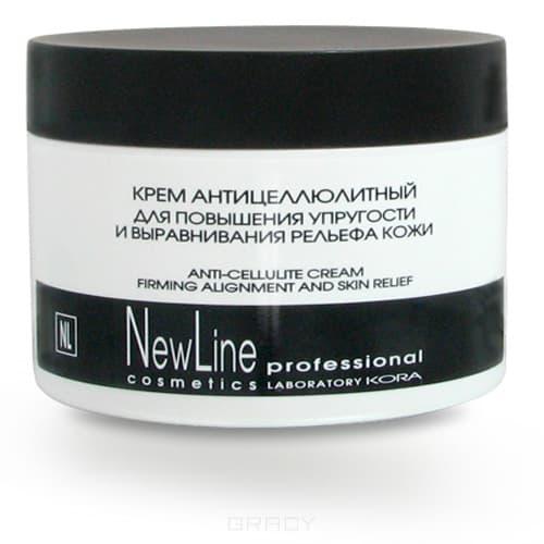 NewLine Крем антицеллюлитный для повышения упругости и выравнивания рельефа кожи, 300 мл