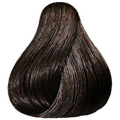 Wella, Краска для волос Color Touch, 60 мл (50 оттенков) 4/0 коричневый