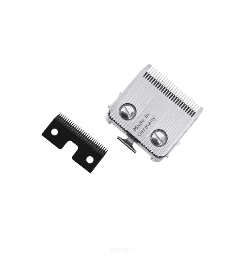 Moser Ножевой блок 1233-7030 на 1233/1234 машинка для стрижки moser 1233 7120 насадка 10 мм 1233 7120