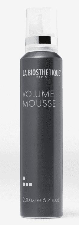La Biosthetique Мусс для придания интенсивного объема волосам Volume Mousse, 200 мл la biosthetique volume booster мусс спрей volume booster для прикорневого объема 200 мл