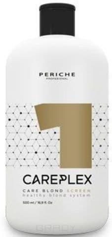 Periche Кремообразное средство для защиты волос при окрашивании Care Blond Screen (Шаг 1), 500 мл