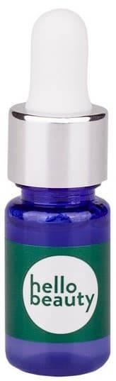 Hello Beauty, Отшелушивающая сыворотка с гликолевой кислотой, выравнивает тон и сокращает воспаления, 10 мл
