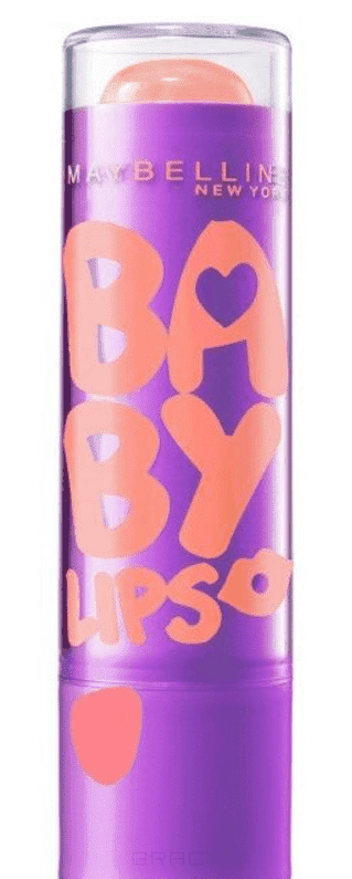 Maybelline, Бальзам для губ Baby Lips, 1,78 мл (9 оттенков) Шоколад