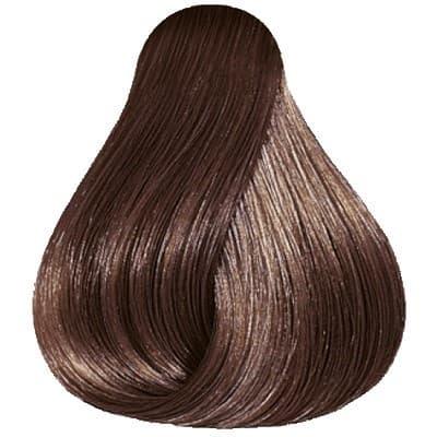 Wella, Стойкая крем-краска Koleston Perfect, 60 мл (116 оттенков) 6/7 темный блонд коричневый