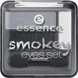 Тени для век Smokey Eyes Set, 3.9 гр