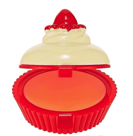 Holika Holika Бальзам для губ Dessert Time Lip Balm Orange Cup Cake Апельсиновое пирожное тон AD05, 7 гр бальзам для очистки пор pignose clear black head deep cleansing oil balm holika holika