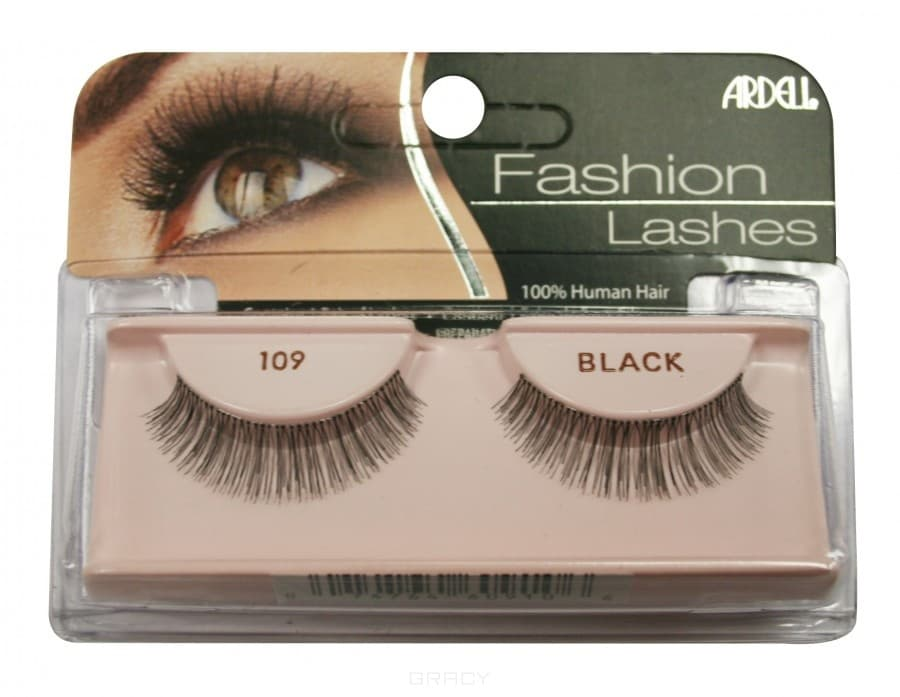 Ardell Накладные ресницы Fashion Lashes 109 накладные ресницы ardell magnetic strip lash double demi wispies цвет double demi wispies variant hex name 000000
