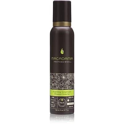 Macadamia Natural Oil, Мусс для объема Foaming Volumizer, 180 мл