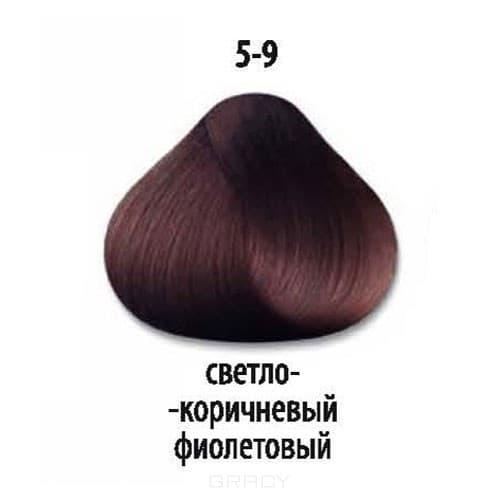 Constant Delight, Стойкая крем-краска для волос Delight Trionfo (63 оттенка), 60 мл 5-9 Светлый коричневый фиолетовый