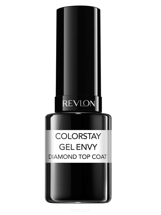 Revlon Верхнее покрытие для ногтей закрепляющее Colorstay Gel Envy Top coat 010, 11 мл