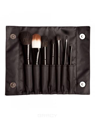 Набор кистей Make-up Brush Set, 7 шт 96030271 тушь make up factory make up factory ma120lwhdr04