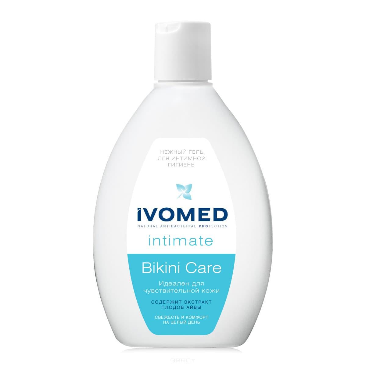 Ivomed - Гель для интимной гигиены с экстрактом Айвы Bikini Care, 250 мл