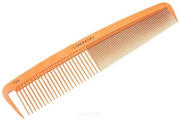 Uehara Cell Расческа Combank 730 comb #730 orange, Расческа Combank 730 comb #730 orange, цены онлайн