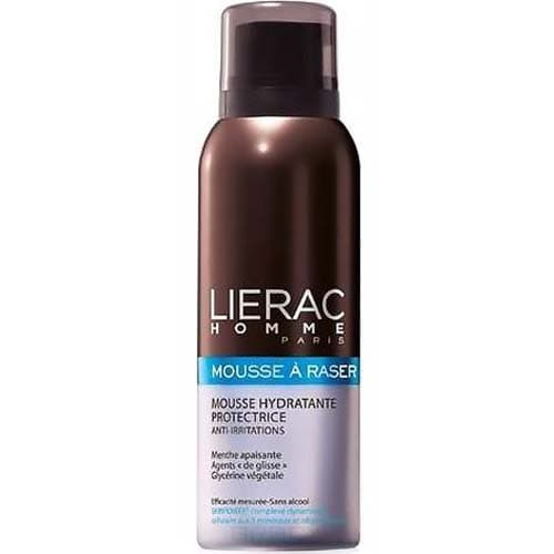 Lierac, Мусс для бритья увлажняющий и препятствующий раздражению, 150 мл
