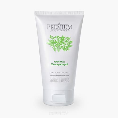 Premium Крем-мусс Очищающий, 150 мл ГП070071, Крем-му��с Очищающий, 150 мл ГП070071, 150 мл premium крем маска фосфолипидная салонная косметика премиум premium гп070025 150 мл