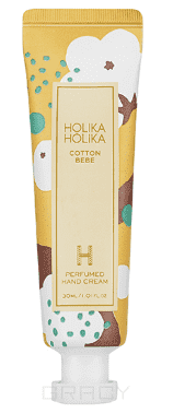 Holika Holika Крем для рук питательный Перфьюм Хэнд Крим Perfumed Hand Cream, 30 мл (7 видов), Peach Date (Персик), 30 мл holika holika ббкремholipop сияние 30мл