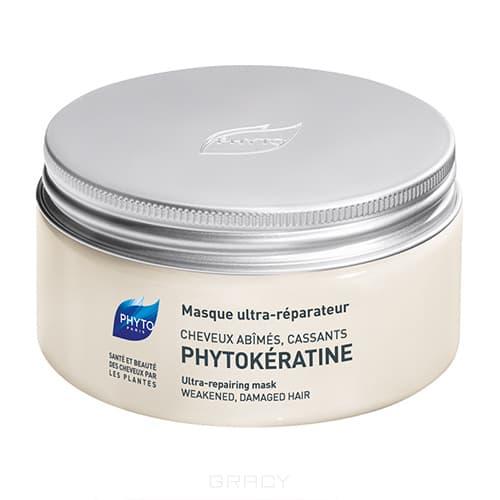 Phytosolba Фитокератин маска интенсивное восстановление, 200 мл , Фитокератин маска интенсивное восстановление, 200 мл , 200 мл набор для волос phytosolba phytodensia шампунь 50 мл маска флюид 50 мл сыворотка 10 мл