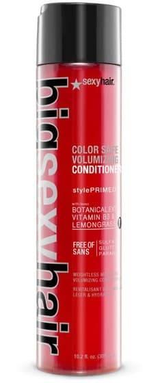 Sexy Hair Кондиционер для объема без сульфатов и парабенов Color Safe Volumizing Conditioner sexy hair набор шампунь и кондиционер для объема об15 об22