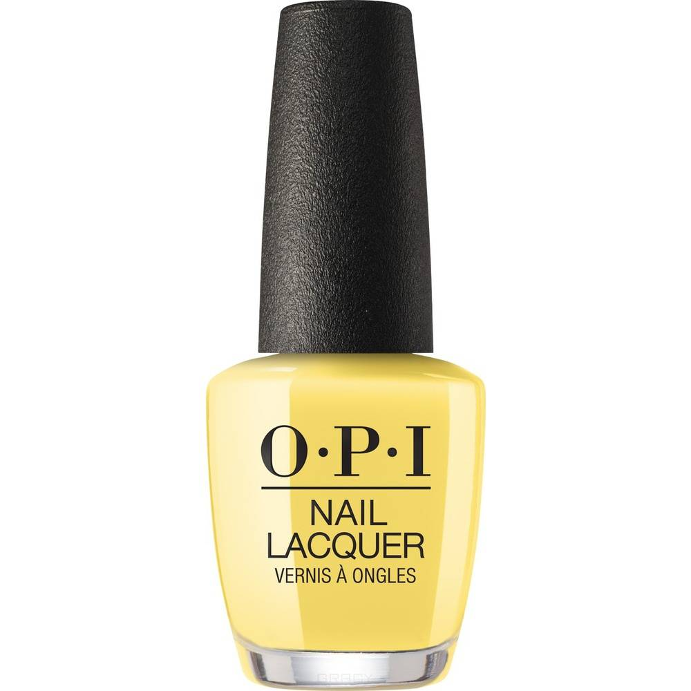 OPI, Лак для ногтей Nail Lacquer, 15 мл (287 цветов) Don't Tell a Sol / Mexico City