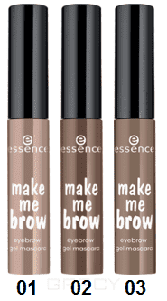 Тушь для бровей Make Me Brow Eyebrow Gel Mascara тушь для бровей essence make me brow