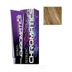 Redken, Краска для волос без аммиака Chromatics, 60 мл (60 оттенков) 7.03/7NW натуральный/теплый Nat Warm