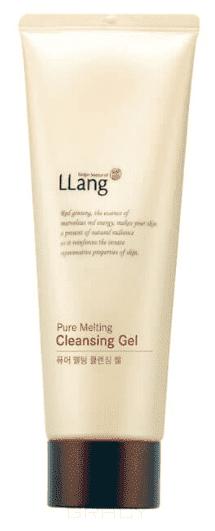 LLang - Очищающий гель с с экстрактом женьшеня Pure Melting Cleansing Gel, 120 мл