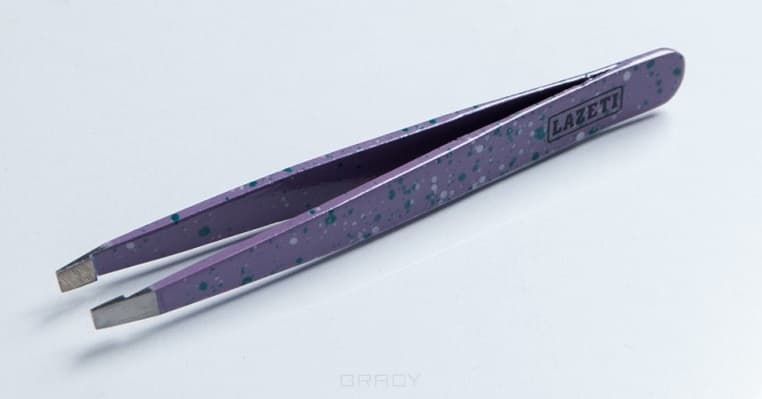 Lazeti Пинцет 95 мм (855) mac mineralize foundation loose рассыпчатая пудра extra light
