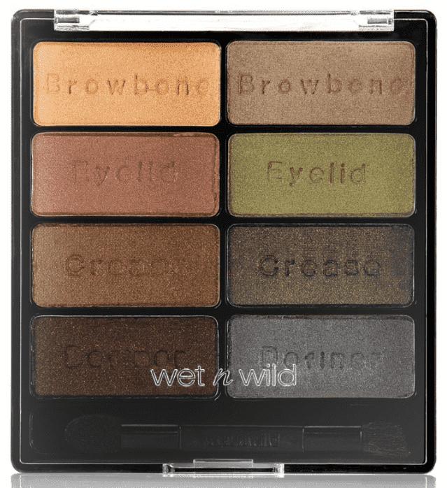 Wet n Wild Тени для век Color Icon Eyeshadow Collection (E738 comfort zone) collistar тени для век wet