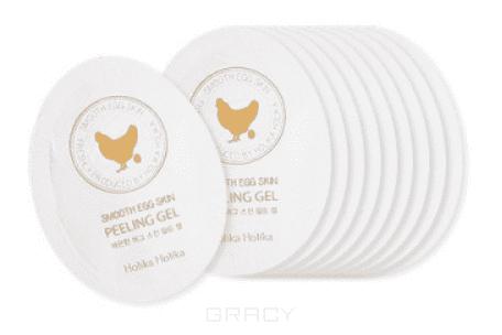 Holika Holika Пиллинг-гель для лица Смуз Эг Скин (белый) Smooth Egg Skin Peeling Gel Pouch sample, 2 мл skin resonance peeling