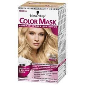 Schwarzkopf Professional, Краска для волос Color Mask, 60 мл (16 оттенков) 1016 Шампань блонд