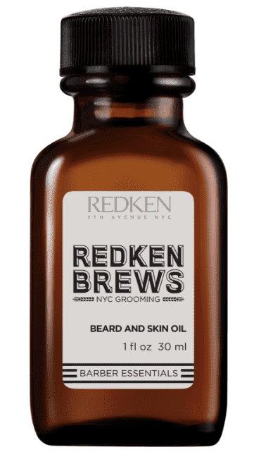 Redken Масло для бороды и кожи лица Brews Beard and Skin Oil, 30 мл