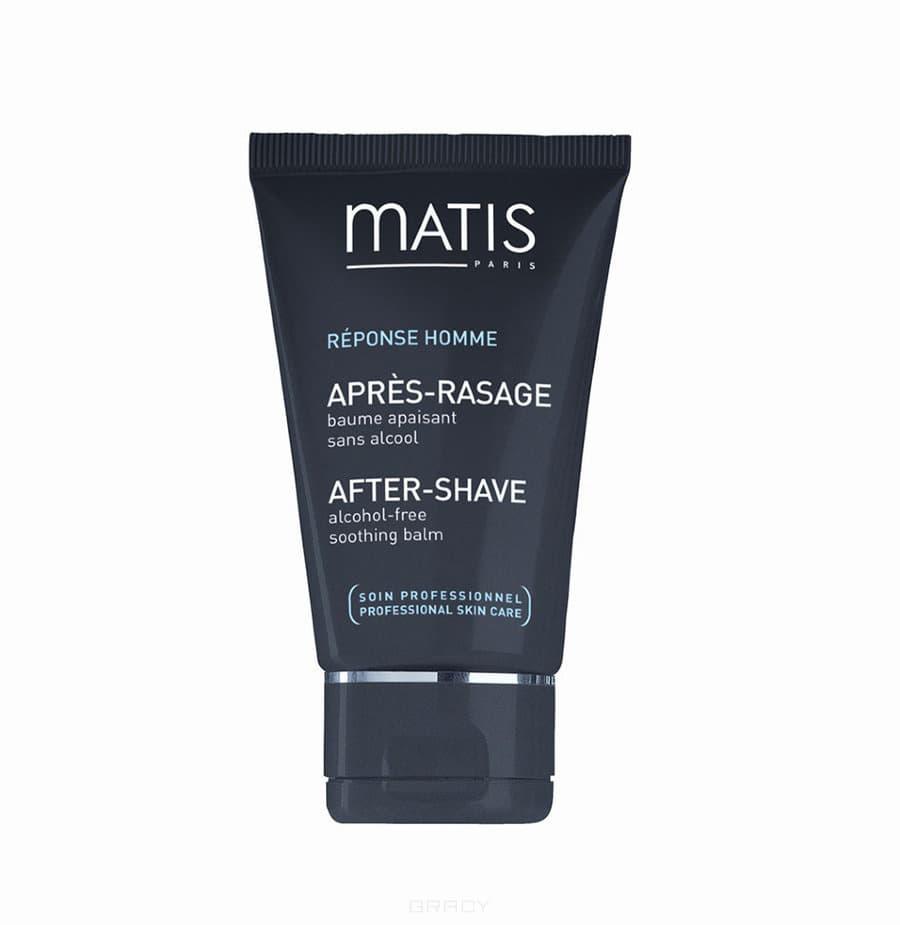Matis - Нежный успокаивающий бальзам после бритья Мужская Линия, 50 мл