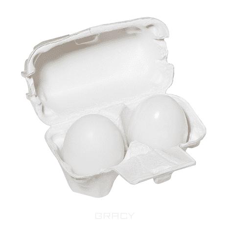 Купить со скидкой Holika Holika - Мыло маска c яичным белком Egg Soap, 50 г*2