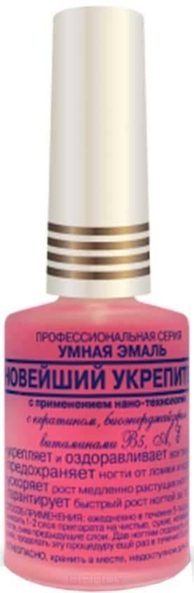Умная эмаль Новейший Укрепитель ногтей, 15 мл