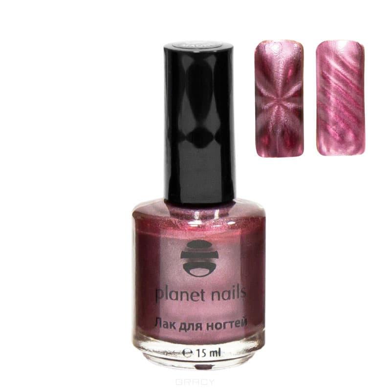 Planet Nails Лак для ногтей Magnet, 17 мл (8 оттенков), 60, 17 мл мицелий грибов шампиньон королевский субстрат объем 60 мл