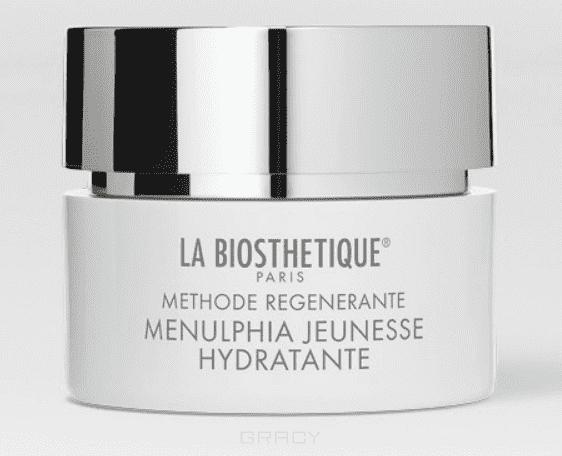 La Biosthetique Регенерирующий увлажняющий крем Methode Regenerante Menulphia Jeunesse Hydratante, 50 мл la biosthetique регенерирующий увлажняющий 24 часовой крем creme hydratante 50 мл