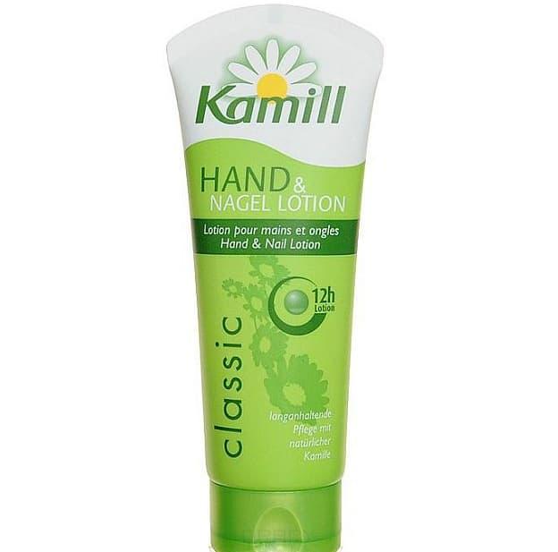 Kamill Лосьон для рук и ногтей Classic, 100 мл лосьон для рук и ногтей смягча beauty formulas лосьон для рук и ногтей смягча