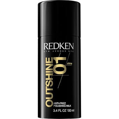 Redken Выпрямляющее Молочко с эффектом анти-фриз Outshine 01, 100 мл