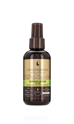 Macadamia Natural Oil , Уход масло-спрей увлажняющий Nourishing Moisture Oil Spray, 30 мл