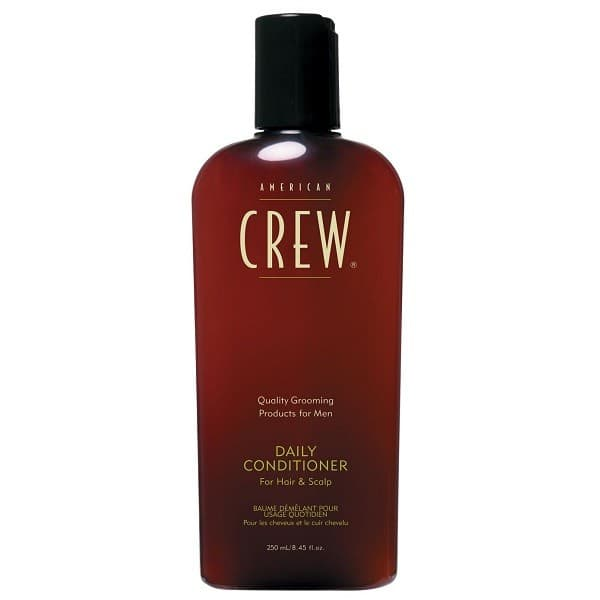 American Crew Кондиционер для ежедневного ухода Daily Conditioner, 250 мл rosemary leaf extract carnosic acid rosmarinic acid ursolic acid rosemary extract 900g lot